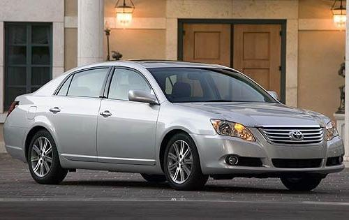Toyota Avalon, review